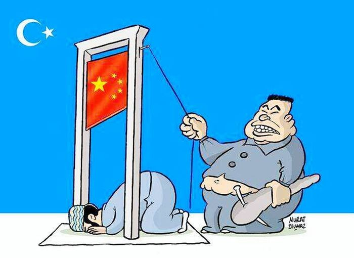 Freedom Freedoom For Eastern Turkistan Free Turkistan Stop Terrorism Stop Terrorism China