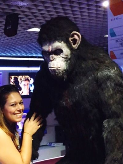 Everyday Joy Big Ape Dawn Of The Planet Of The Apes
