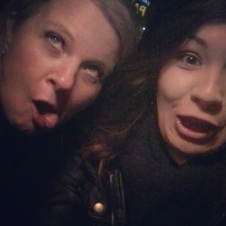 I OBVIOUSLY GET MY WEIRDNESS FROM MY MOTHER NO BUG DEAL Ohman Mommydearest