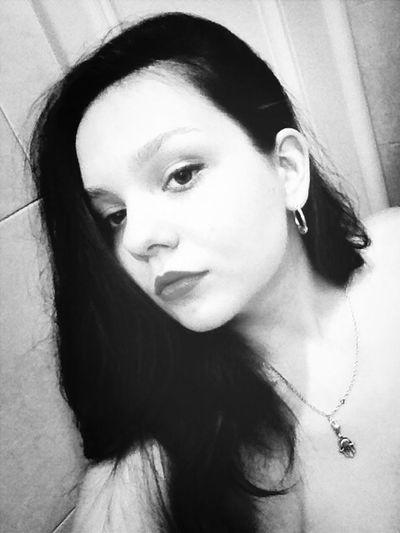 Girl Photo Blackandwhite Vamp