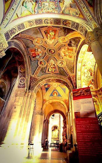 Pavia, basilica di San Michele Italia Arch