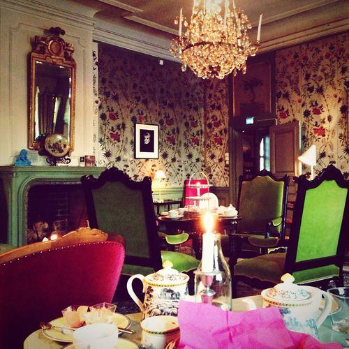 Afternoon tea Castle Afternoon Tea
