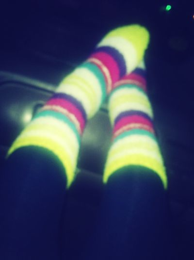 My Socks Are Cuter Than Yours