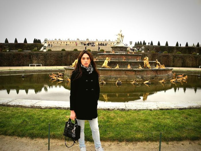 Château De Versailles  France Vacation Jardin Lady Dior