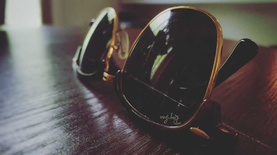 Photo by Tyler Minear Rayban Sunglasses Sunglasses👓 Raybansunglasses Clubmaster Vintage Photo Macro Macro Photography Shallow Depth Of Field