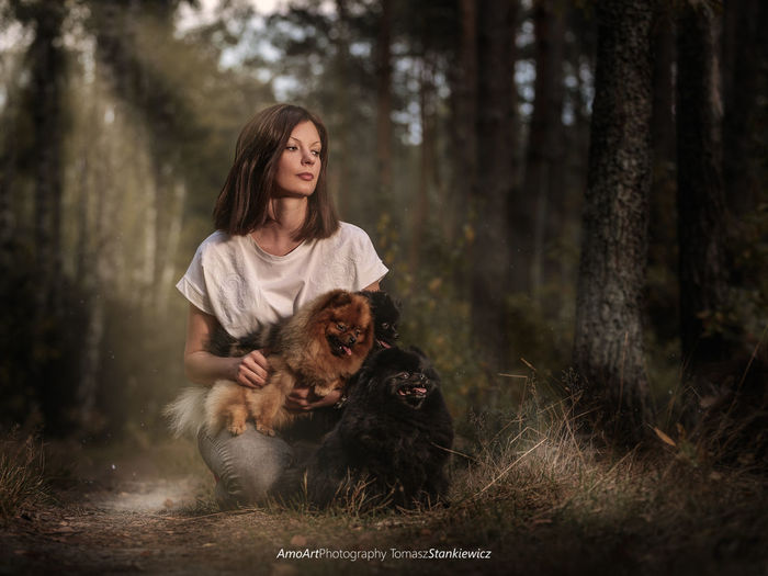 Magic Forest Sunrays Beauty In Nature Beautyful  Child Childhood Day Forest Front View Hair Hairstyle Land Mammal Model Nature One Animal Outdoors People Plant Sun Sunset Tree Tree Trunk Trunk Women WoodLand EyeEmNewHere