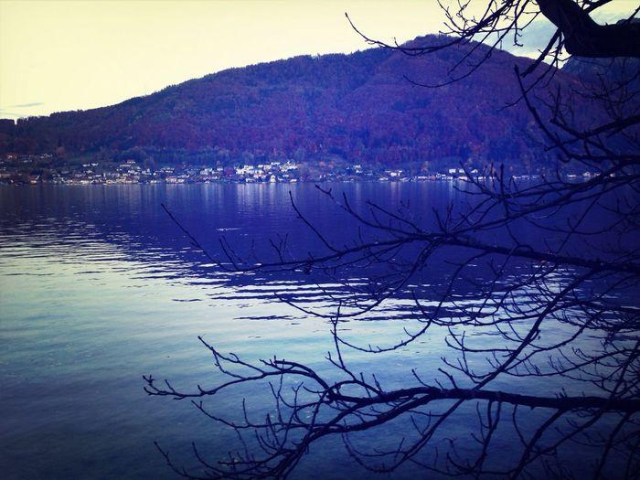 Park Lake Water