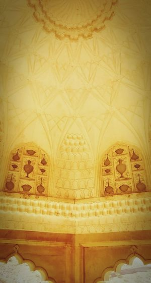 Architecture Handwork Amerfortjaipur Jaipur Howdidtheydoit