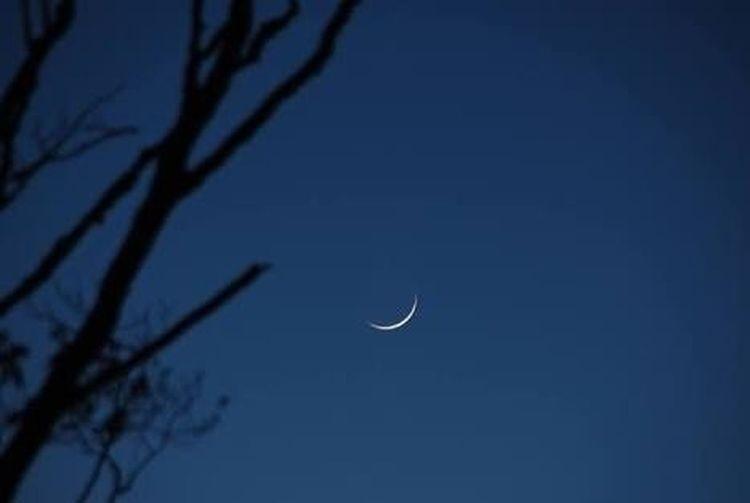 Ramadhan Mubarak For All Muslims هلال شهر رمضان المبارك رمضان شهر الغفران ♡ .