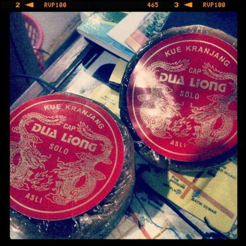 Gong Xi InstaMatch Kue Food Imlek