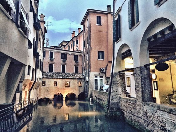 Buranelli Nightphotography Night Photography Night Lights Treviso, Italy Italy🇮🇹 Water Italy Water_collection Taking Photos Veneto Italy IPhoneography Walking Around Old Town Treviso Water Reflections Dusk Dusk In The City Water Reflection Canal