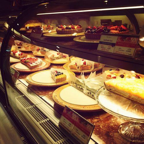 Tarte Cake Sweets Food happy birthday♪my friends