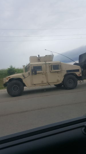 Transportation No People Outdoors Army Vehicles Army Truck Wisconsin