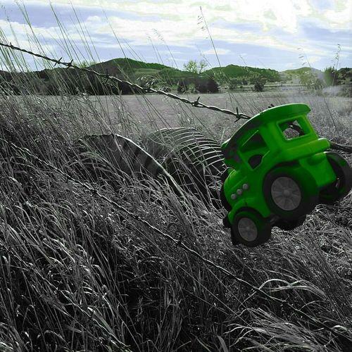 Nebraska Farm Rural Rural Scene Toys Feild