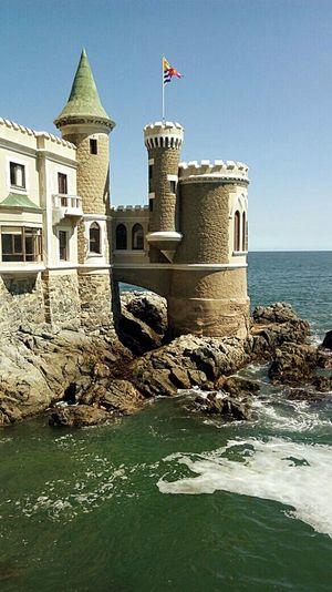 Wulff Castle (viña del mar. Chile) Castillo Castle Architecture Sea