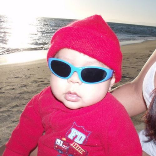 Baby Sunglasses Playa BahíadeKino KinoBay invierno instapic instapicture cool instacool instacute 50likes instababy