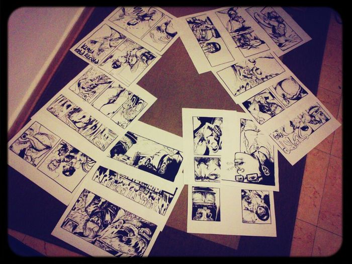 Comicbook A2 Originals