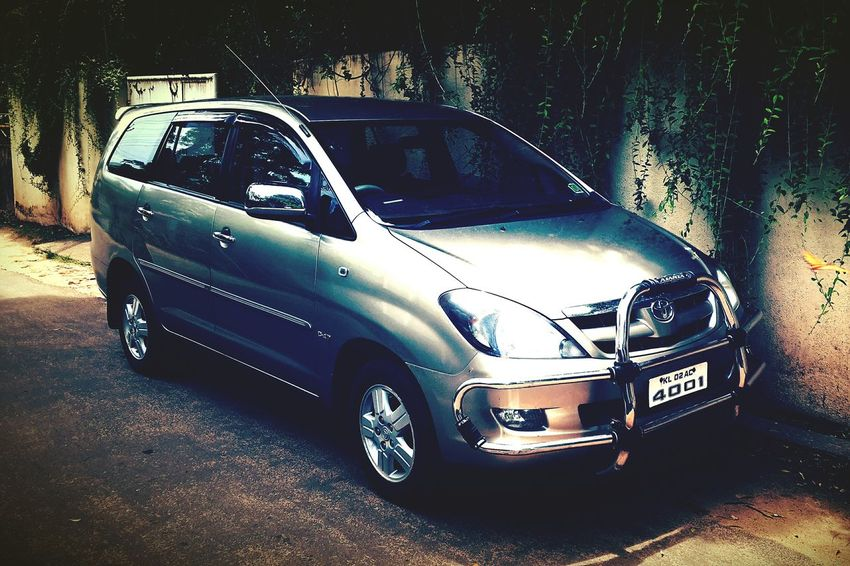 Toyota Innova Facebook The EyeEm Facebook Cover Challenge