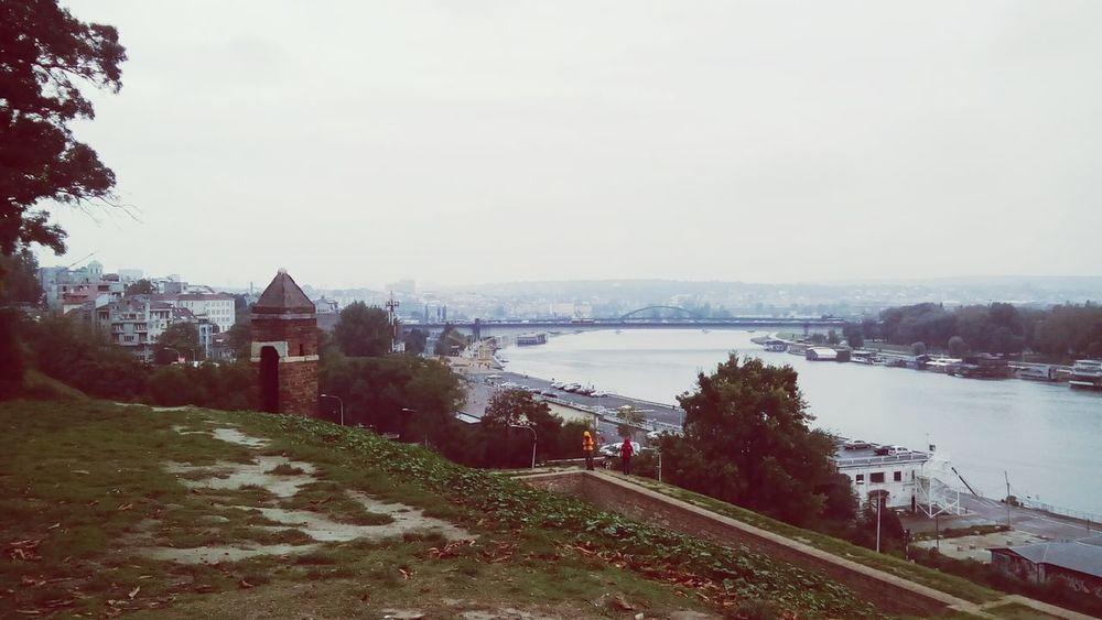 Chillin' from above 🎧📖🍫 November Rain Dreaming Nature City