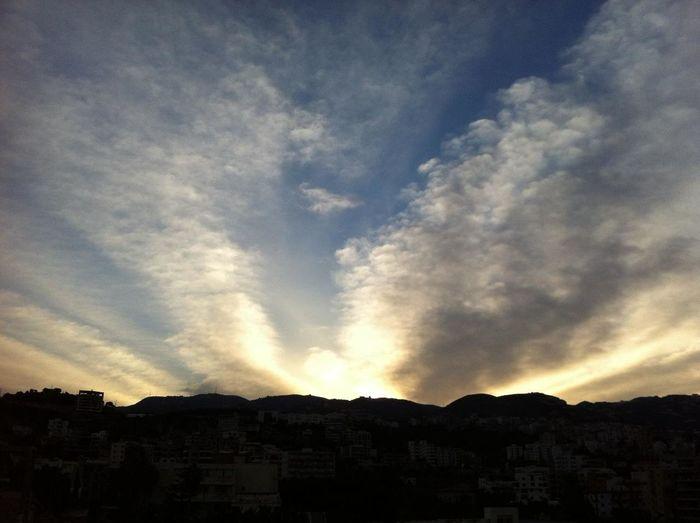 Sunrise at BYBLOS, LEBANON Sunrise