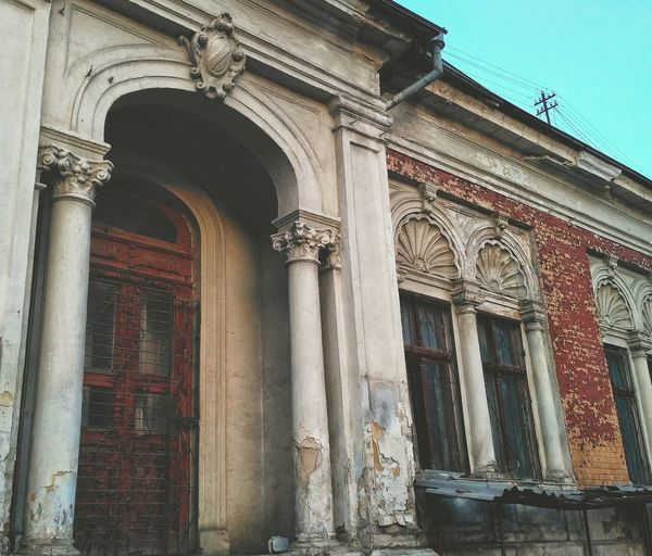 Architecture Architecture_collection архитектура красота лепота City History Architectural Column Architecture Building Exterior Built Structure Old Ruin Ruined Arch The Past Historic