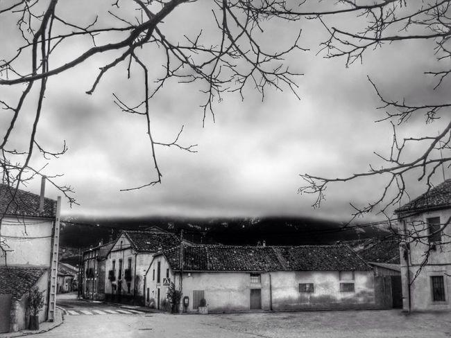 Landscape Taking Photos Black And White