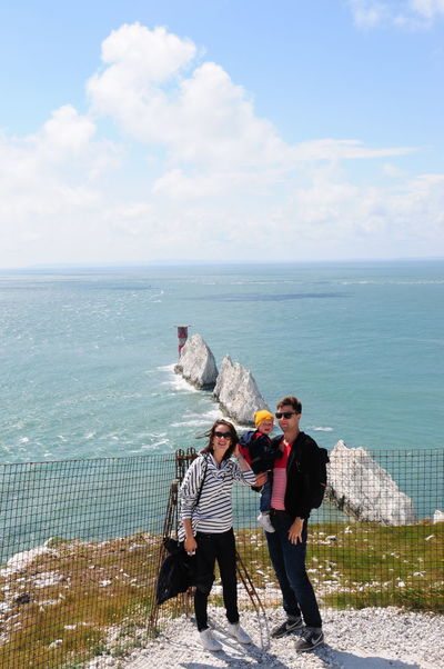Trip to Isle of Wight, United Kingdom from South city Southampton. Amazing Amazing View Bestoftheday Blue Cloud Grass Horison Isle Of Wight  Landscape Life Magnificent Mindblowing Outdoors Outside Picture Rocks Rocks And Water Southampton The Needles Travel Traveling Uk United Kingdom View Wind