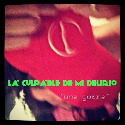 Gorra Locura Yo