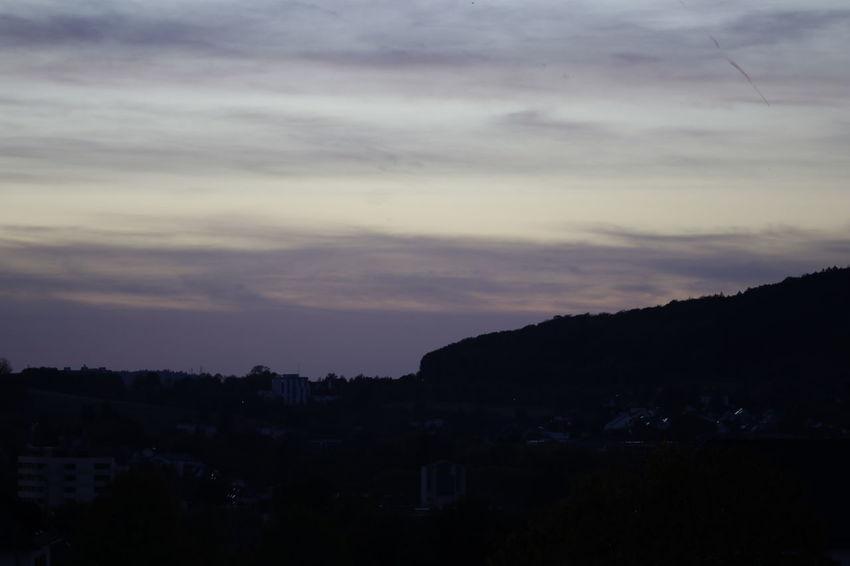 Tree Tree Area Astronomy Mountain Sunset Silhouette Pinaceae Sky Landscape Cloud - Sky Dramatic Sky Sky Only Romantic Sky