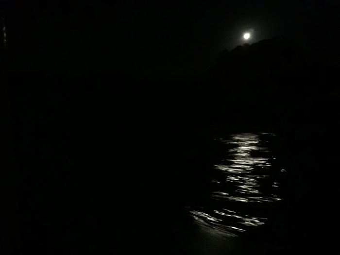 Moon Light Nile River, Aswan