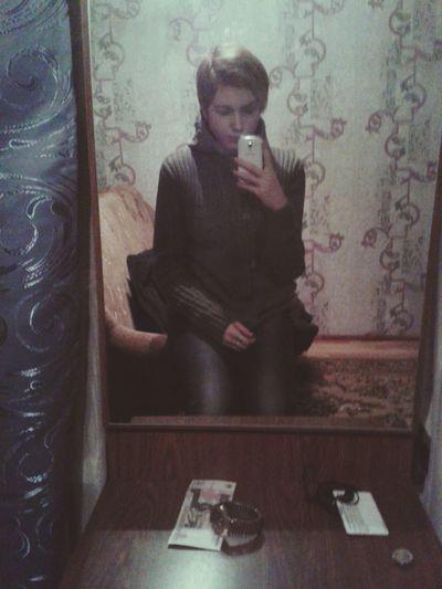 теплынь свитер любимого ))