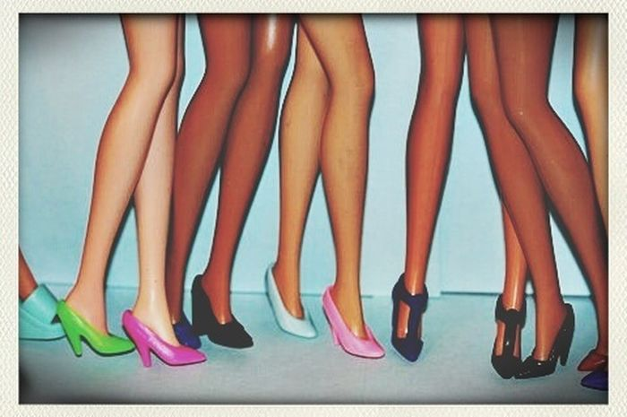 Barbie Girl... Pumps ♥