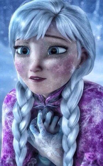 Anna Frozen Anna Disney Love Will Thaw