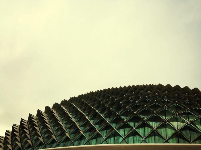 Architecture • Esplanade • Durian • IPhone5