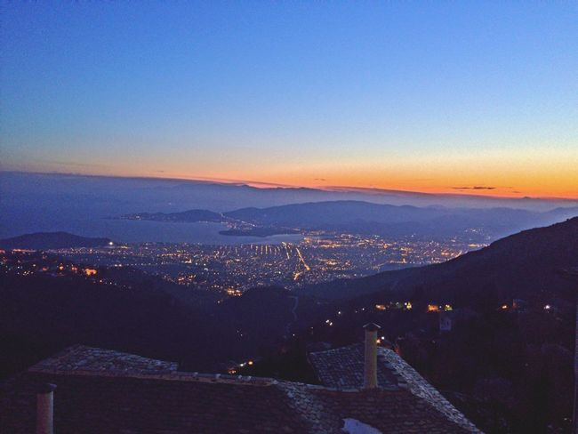 Greece Volos HDR View