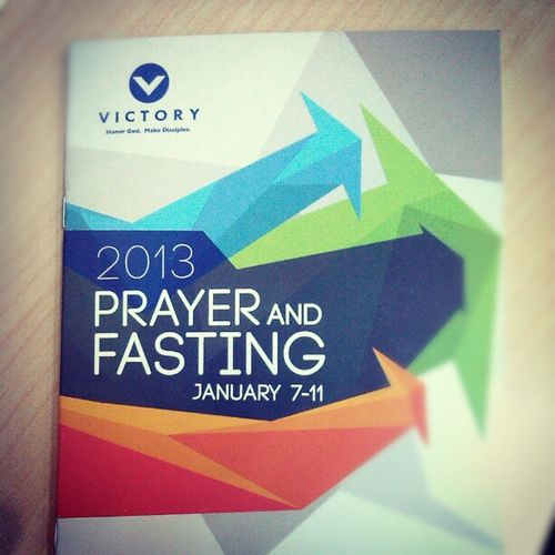 excited for the coming week! come on! Fasting2013 Faithgoals JehovahJireh
