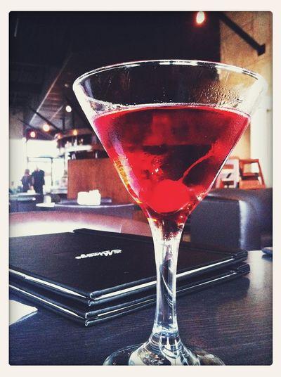 Vodka & Cranberry Juice - The ultimate favourite