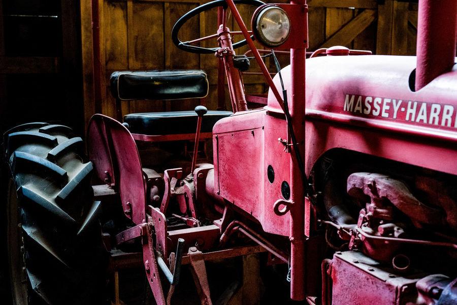 Farm Machines Land Vehicle Machinery