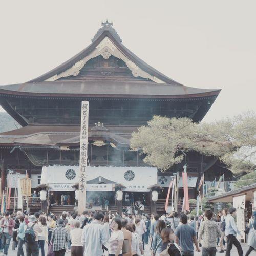 zenkoji gokaicho Nagano