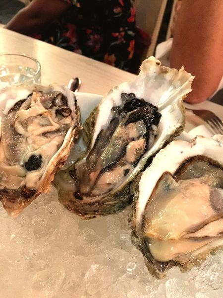 Seafood Time Fresh Oyster