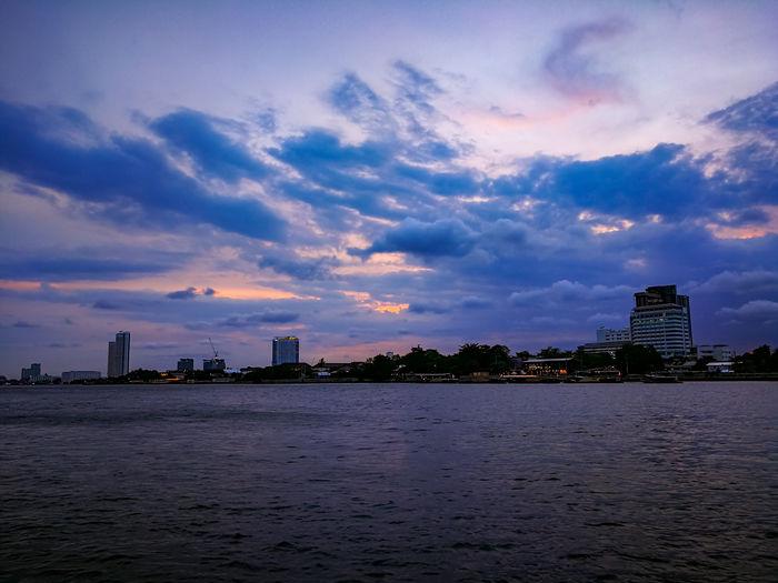 Riverside near