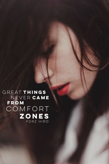 Great Things Never Came From comfort Zones Dance Dancer Dancers Like Picoftheday Forzhiro Followback
