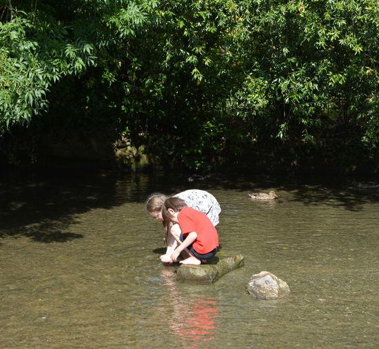 Pond Child
