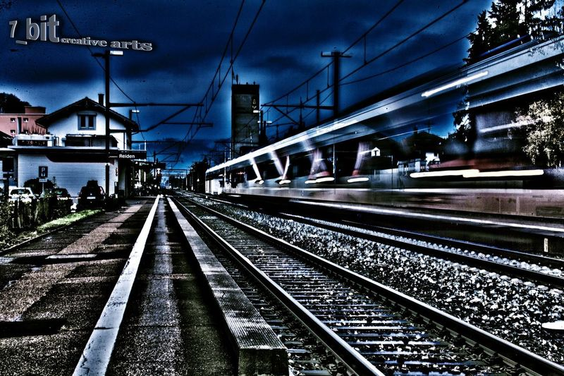 (>`-`)>*** City HDR Sky And City Edit