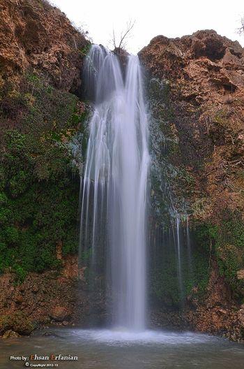 Iran Kalat Waterfall Abgarm Nature EyeEm Nikon Nikond90 HDR Photo