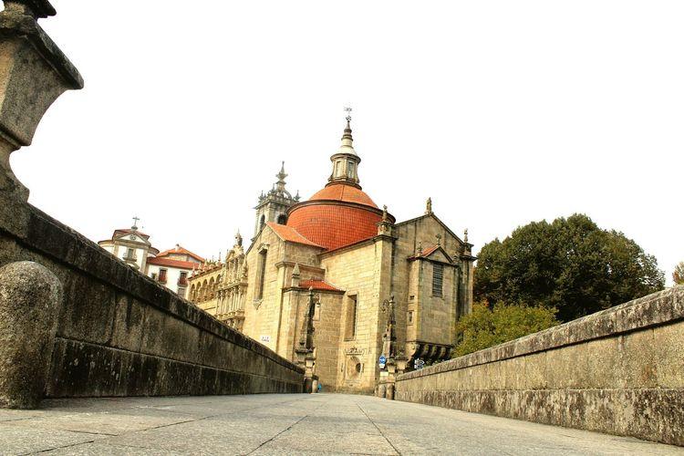 Amarante Churches Architecture Travel Destinations Built Structure Clear Sky History Building Exterior Outdoors