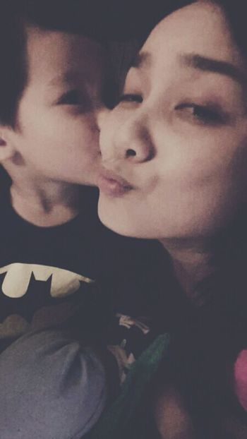 love you....love you..how lucky am i to have you.. xoxo Relaxing Cute♡ Cutekids