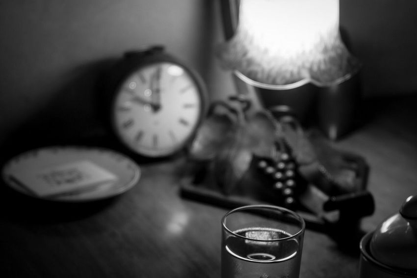 Table Food And Drink No People Day Industar61 Bnw Monochrome Cafe Glass