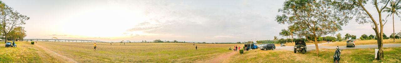 360 Panorama Cloud Clouds And Sky Dusk Dusk. Nightfall Panorama Panoramashot Sunset Twilight Twilight Sky