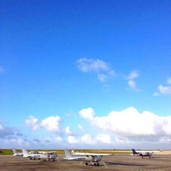 Bluesky Airplane